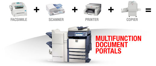 Multifunction Document Portals